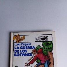 Libros de segunda mano - La guerra de los botones, Louis Pergaud, Tus libros Anaya. 360 gramos. - 143882866