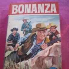 Libros de segunda mano: BONANZA: EL BOSQUE EN LLAMAS COLECCION HEROES 13. Lote 144194398