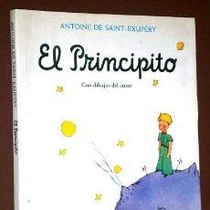 Libros de segunda mano: EL PRINCIPITO POR ANTOINE DE SAINT EXUPÉRY DE ED. EMECÉ EN BARCELONA 1997. Lote 144217602