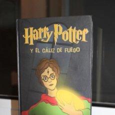 Libros de segunda mano: HARRY POTTER Y EL CALIZ DE FUEGO, J.K.ROWLING. . Lote 144411762