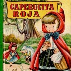 Libros de segunda mano: CAPERUCITA ROJA (BRUGUERA INFANCIA, 1957). Lote 144981810