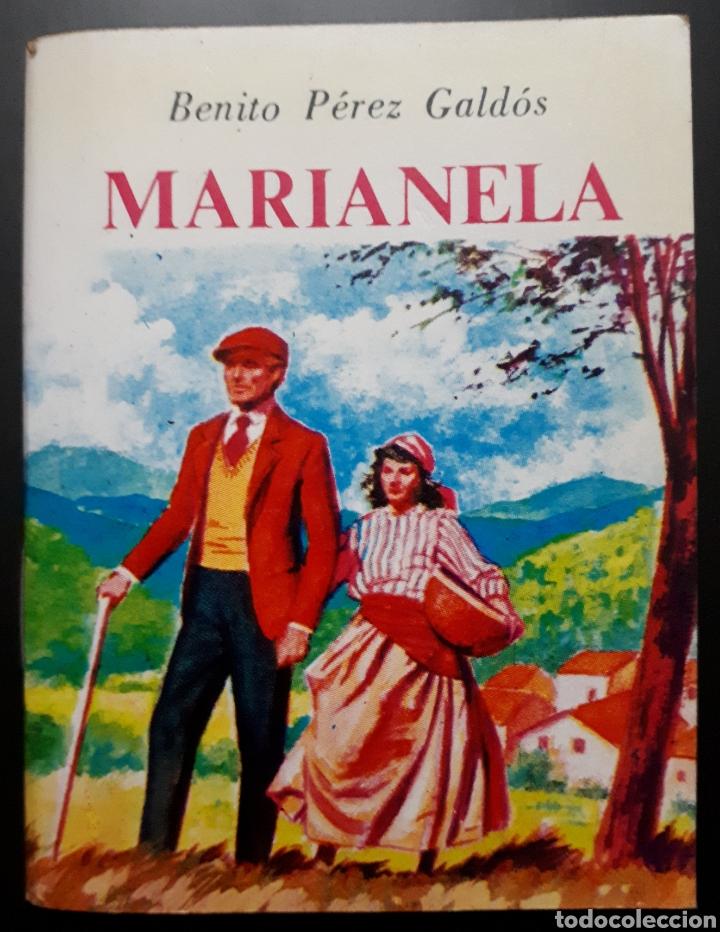 Resultado de imagen de marianela novela