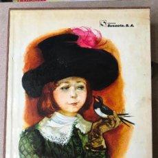 Libros de segunda mano: COLECCIÓN RUBI - ESTUCHE I - 6 TOMOS - ILUSTRACIONES DE FERNANDO SAEZ - EDICIONES SUSAETA 1970. Lote 145052314