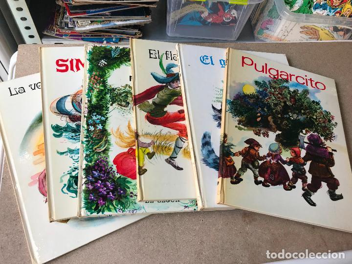 Libros de segunda mano: COLECCIÓN RUBI - ESTUCHE I - 6 TOMOS - ILUSTRACIONES DE FERNANDO SAEZ - EDICIONES SUSAETA 1970 - Foto 4 - 145052314