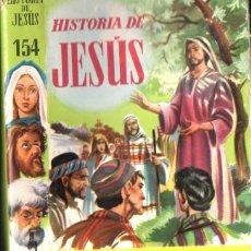 Libros de segunda mano: COLECCIÓN CADETE : HISTORIAS DE JESÚS. Lote 145144054