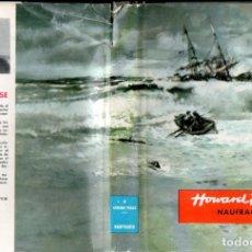 Libros de segunda mano: HOWARD PEASE : NAUFRAGIO (MOLINO, 1961). Lote 145144162