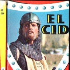 Libros de segunda mano: EL CID (FELICIDAD FHER, 1966). Lote 145144286