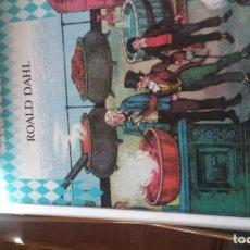 Libros de segunda mano - Charlie y la fábrica de chocolate - Roald Dahl - 145559586