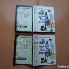 Libros de segunda mano: AVENTURA EN EL GAY DOLPHIN - MALCOLM SAVILLE - MOLINO - AVENTURA 39. Lote 145611258