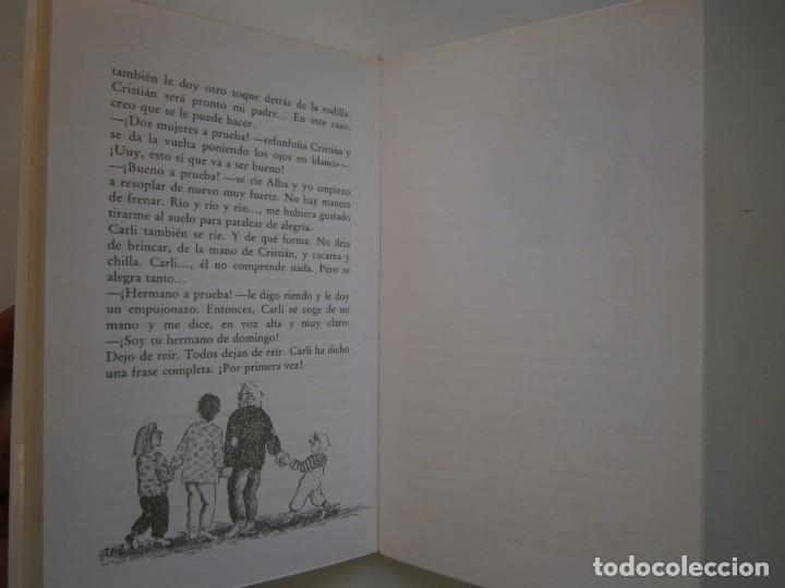 Libros de segunda mano: NACIDA EN DOMINGO Gudrun Mebs Circulo de Lectores 1987 - Foto 11 - 146137446