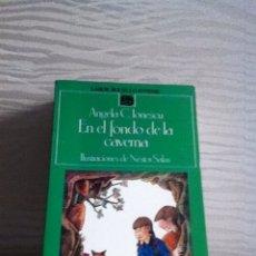 Libros de segunda mano: EN EL FONDO DE LA CAVERNA . LABOR BOLSILLO JUVENIL N 20. 1983. Lote 146607705