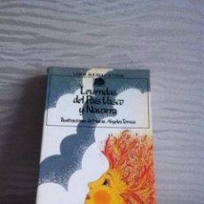 Libros de segunda mano: LEYENDAS DEL PAÍS VASCO Y NAVARRA . LABOR BOLSILLO JUVENIL N 43. 1988. Lote 146608013