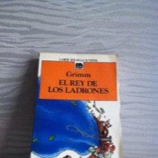 Libros de segunda mano: EL REY DE LOS LADRONES . LABOR BOLSILLO LABOR N 32 1987. Lote 146608080