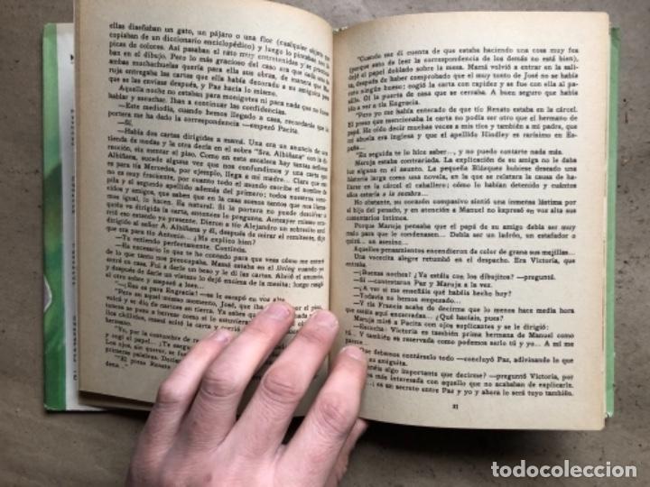 Libros de segunda mano: PRINCIPAL IZQUIERDA. FLORENCIA DE ARQUER. EDITORIAL ROMA 1958 (1ªEDICIÓN). - Foto 6 - 146613246
