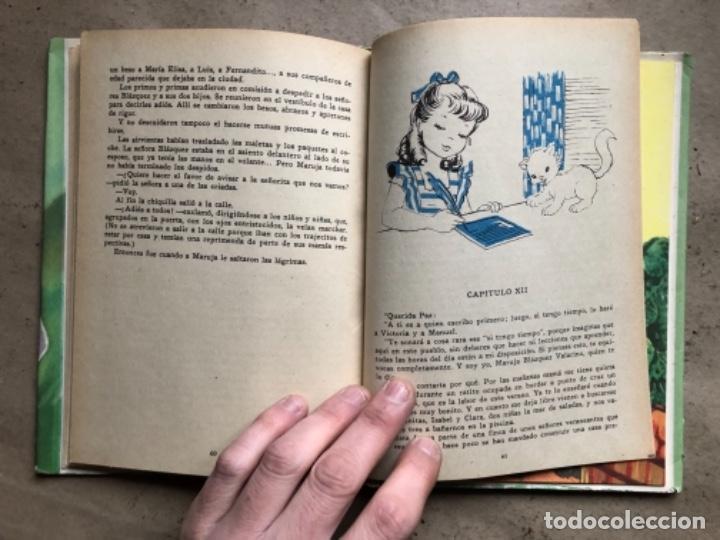 Libros de segunda mano: PRINCIPAL IZQUIERDA. FLORENCIA DE ARQUER. EDITORIAL ROMA 1958 (1ªEDICIÓN). - Foto 9 - 146613246