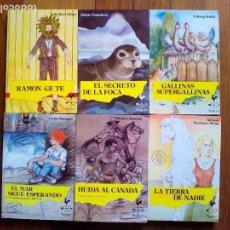 Libros de segunda mano - COLECCIÓN CUATRO VIENTOS - NOGUER - 147018062
