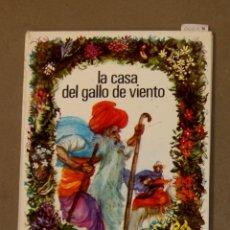 Libros de segunda mano: LA CASA DEL GALLO DEL VIENTO WASHINGTON IRVING . Lote 147291466