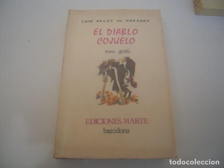 Libros de segunda mano: tres libros de ediciones marte tiradas numeradas - Foto 3 - 147816590