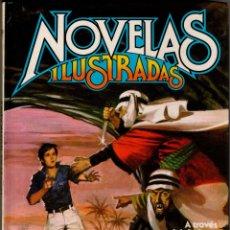 Libros de segunda mano: NOVELAS ILUSTRADAS RICARDO CORAZON DE LEÓN N:12- JOSEPH LACIER - 96 PÁGINAS AÑO 1986 FN178. Lote 148033934