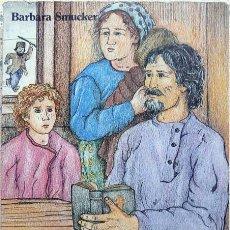Libros de segunda mano - Nubes negras Barbara Smucker ed.Noguer ilustra Julia Diaz 1ª edición 1984 - 148310534