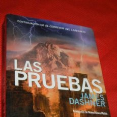Libros de segunda mano: LAS PRUEBAS. EL CORREDOR DEL LABERINTO 2, DE JAMES DASHNER - 2014. Lote 149308878