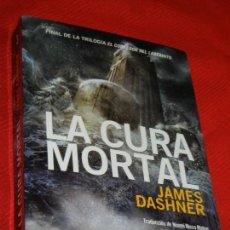 Libros de segunda mano: LA CURA MORTAL. EL CORREDOR DEL LABERINTO 3, DE JAMES DASHNER - 2014. Lote 149309218