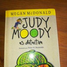 Libros de segunda mano - JUDY MOODY ES DETECTIVE - MEGAN MCDONALD - ALFAGUARA INFANTIL - 150267022