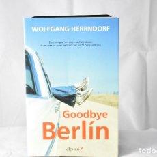 Libros de segunda mano: GOODBYE BERLIN - HERRNDORF. WOLFGANG,. Lote 150421762