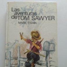 Libros de segunda mano: LAS AVENTURAS DE TOM SAWYER/MARK TWAIN. Lote 150625276