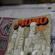 Libros de segunda mano: MOMO.MICHAEL ENDE. TAPA DURA. Lote 150626865