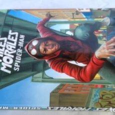 Libros de segunda mano: MILES MORALES SPIDER-MAN JASON REYNOLDS - MARVEL -. Lote 151037462