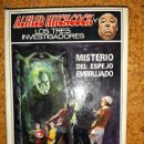 Libros de segunda mano: ALFREDO HITCHCOCK Y LOS TRES INVESTIGADORES - MISTERIO DEL ESPEJO EMBRUJADO. Lote 151015933