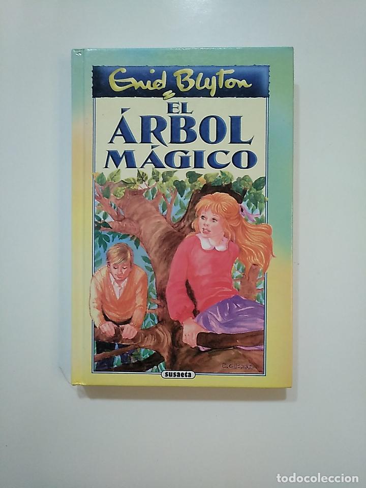 EL ARBOL MAGICO. ENID BLYTON. SUSAETA Nº 2 COLECCION. TDK362 (Libros de Segunda Mano - Literatura Infantil y Juvenil - Novela)