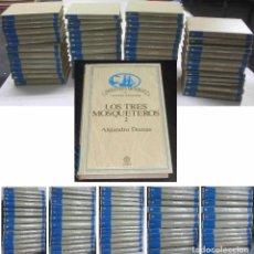 Libros de segunda mano: BIBLIOTECA MUNDIAL DE LAS GRANDES AVENTURAS. EDITORIAL PLANETA 1988 50 TOMOS. Lote 151427934