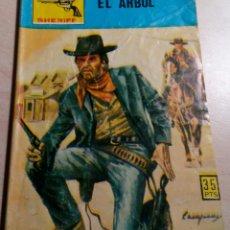 Libros de segunda mano: OESTE SHERIFF. EL ARBOL Nº254.1984.NOVELA GRAFICA. Lote 151491466
