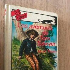 Libros de segunda mano: LAS AVENTURAS DE TOM SAWYER - MARK TWAIN. COLECCIÓN TUS LIBROS ANAYA. Lote 223554466