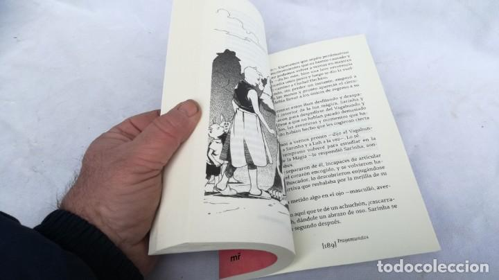 Libros de segunda mano: SARINHA Y LUH/ TRAGAMUNDOS/ MARTINEZ ROCA - Foto 7 - 151978842