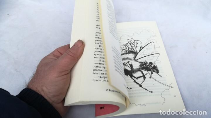 Libros de segunda mano: SARINHA Y LUH/ TRAGAMUNDOS/ MARTINEZ ROCA - Foto 8 - 151978842