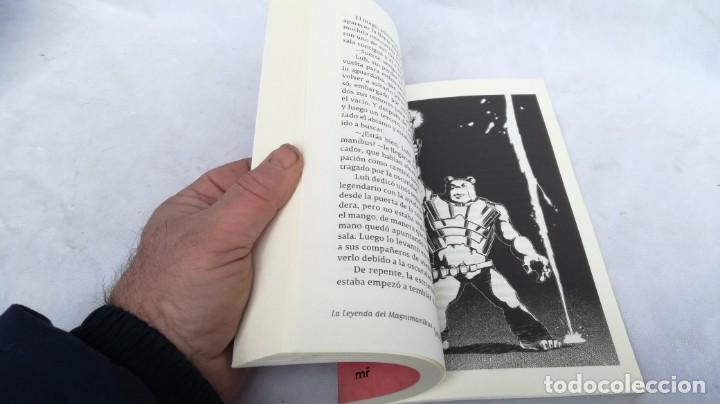 Libros de segunda mano: SARINHA Y LUH/ TRAGAMUNDOS/ MARTINEZ ROCA - Foto 9 - 151978842
