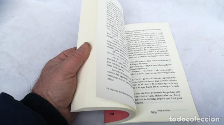Libros de segunda mano: SARINHA Y LUH/ TRAGAMUNDOS/ MARTINEZ ROCA - Foto 10 - 151978842
