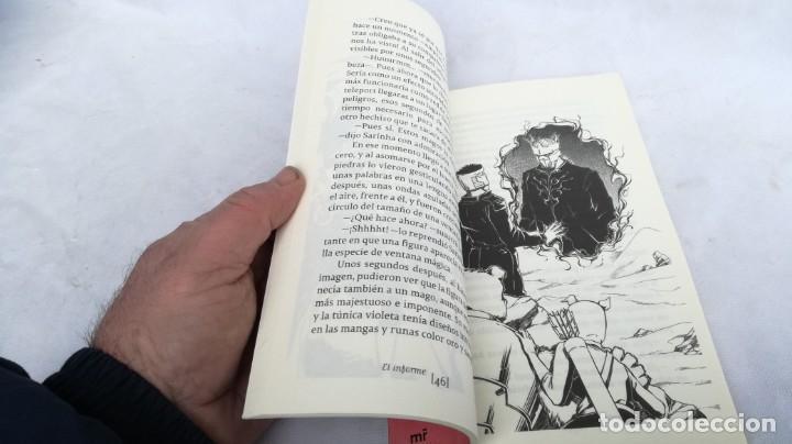 Libros de segunda mano: SARINHA Y LUH/ TRAGAMUNDOS/ MARTINEZ ROCA - Foto 11 - 151978842