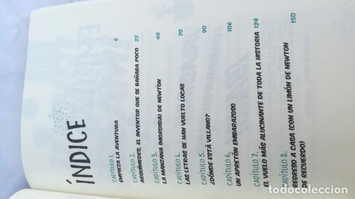 Libros de segunda mano: MAYTALIA Y LOS INVENTORES/ NATALIA Y MAYDEN/ EXPCASEROS/ MARTINEZ ROCA - Foto 8 - 151979310