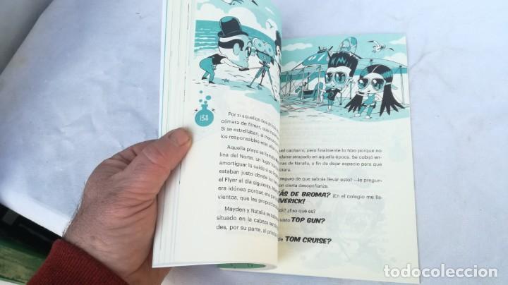 Libros de segunda mano: MAYTALIA Y LOS INVENTORES/ NATALIA Y MAYDEN/ EXPCASEROS/ MARTINEZ ROCA - Foto 10 - 151979310
