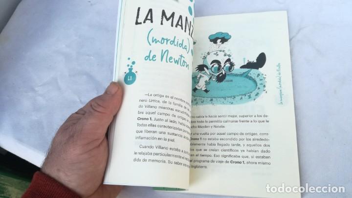 Libros de segunda mano: MAYTALIA Y LOS INVENTORES/ NATALIA Y MAYDEN/ EXPCASEROS/ MARTINEZ ROCA - Foto 13 - 151979310