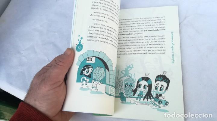 Libros de segunda mano: MAYTALIA Y LOS INVENTORES/ NATALIA Y MAYDEN/ EXPCASEROS/ MARTINEZ ROCA - Foto 14 - 151979310