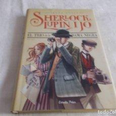 Libros de segunda mano: SHERLOCK LUPIN I JO EL TRÍO DE LA DAMA NEGRA. Lote 152364706