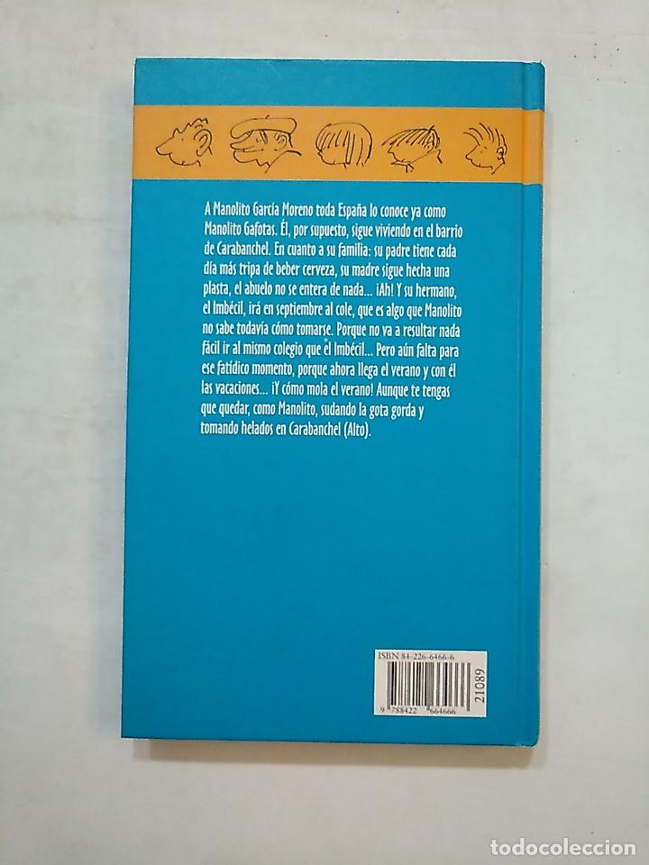 Libros de segunda mano: ¡COMO MOLO! OTRA DE MANOLITO GAFOTAS. ELVIRA LINDO. CIRCULO DE LECTORES. TDK370 - Foto 2 - 152426278