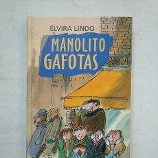 Libros de segunda mano - MANOLITO GAFOTAS. ELVIRA LINDO. CIRCULO DE LECTORES. TDK370 - 152471410