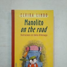 Libros de segunda mano - MANOLITO ON THE ROAD. ELVIRA LINDO. CIRCULO DE LECTORES. TDK370 - 152472162