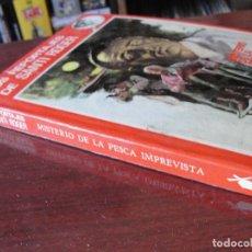 Libros de segunda mano: LOS REPORTAJES DE SANTI ROGER MISTERIO DE LA PESCA IMPREVISTA - MOLINO 1976 - Nº 9 . Lote 152554034